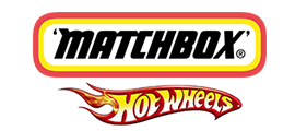 MATCHBOX, HOT WHEELS
