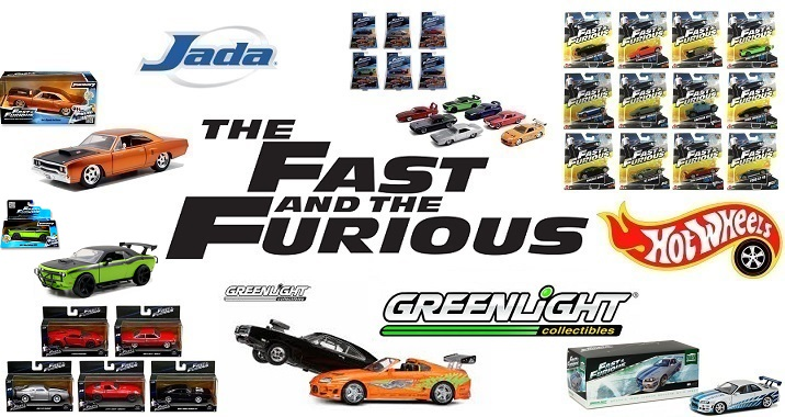 GreenLight, Auto World, Racing Champions, Johnny Lightning 1:64 modellek