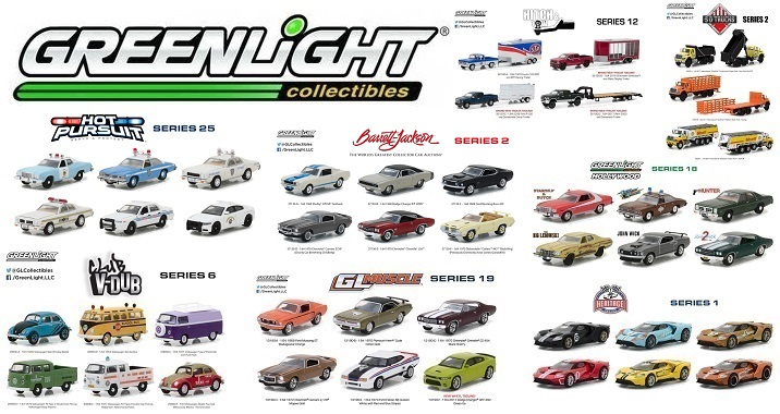 Greenlight Collectibles Hungary