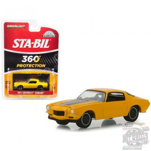 GREENLIGHT Hobby Exclusive 1970 Chevrolet Camaro 'STA-BIL Protection' 2014 SEMA Show Car 1:64