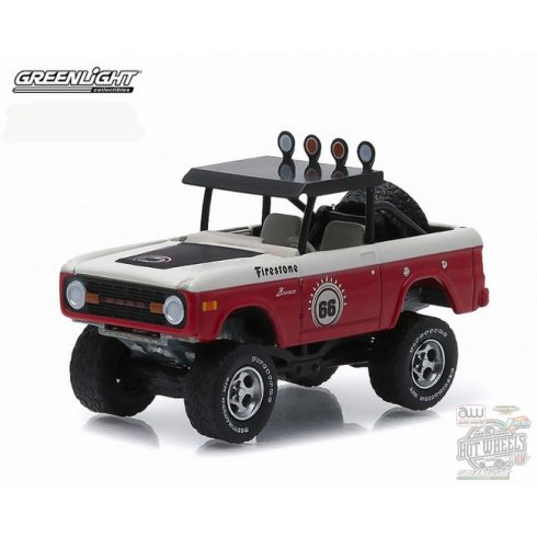 GREENLIGHT All Terrian Series 2 1966 Baja Bronco 1:64