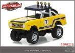 GREENLIGHT All Terrian Series 6 1972 Ford Baja Bronco 'FIRESTONE' 1:64