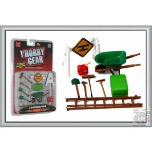 Hobby Gear Landscaping Set 1:24
