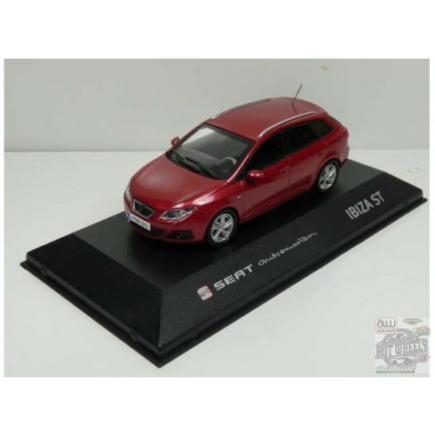 Seat Auto Emotion Collection Seat Ibiza ST, Red 1:43