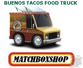GreenLight Car Town Taco Truck